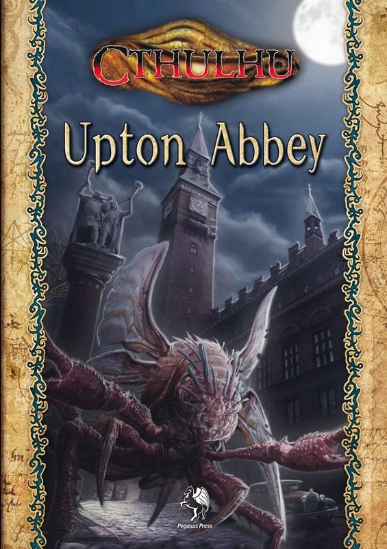 Upton Abbey - 4 One Shots - NEUWERTIG - <a href='http://www.cthulhu-webshop.de/cthulhu_sammlerstuecke.html'>Sammlerstücke</a>