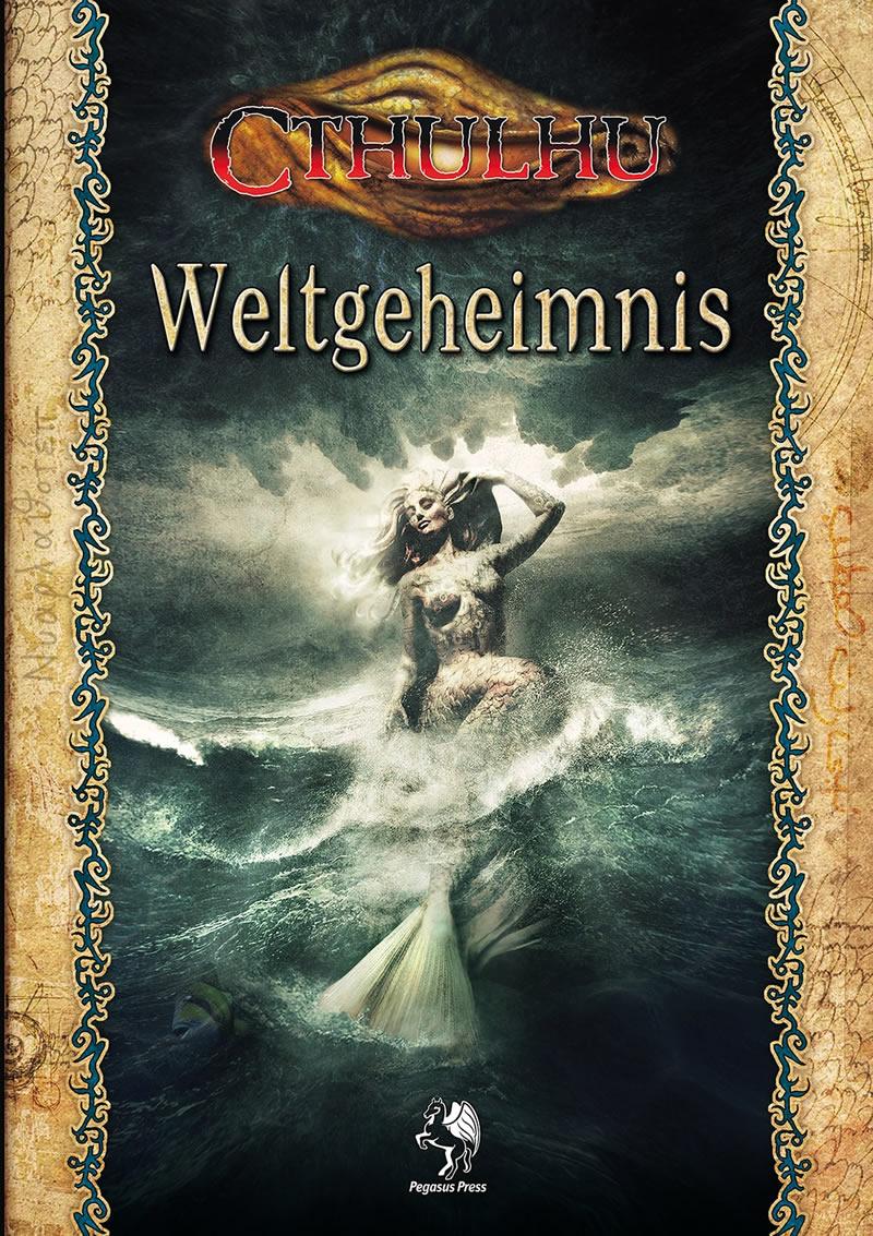 Weltgeheimnis (Hardcover) - 3 Abenteuer