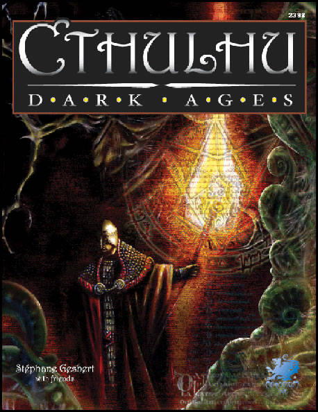 Dark Ages - A Paradise of Beauty and Horror - Quellenbuch (englisch)
