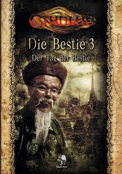 Die Bestie 3: Der Tag der Bestie - Kampagne & Quellenbuch - NEU - Sammlerstück