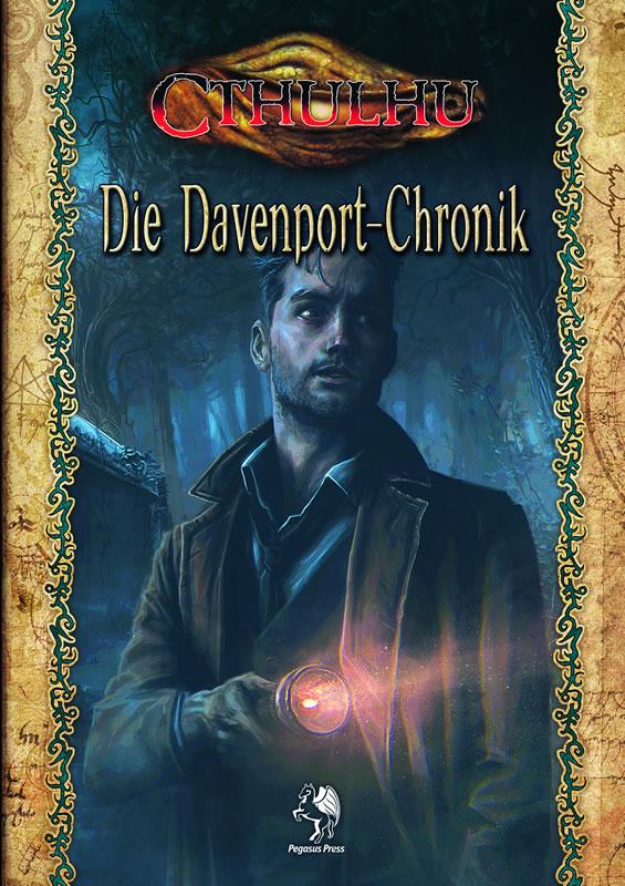Die Davenport-Chronik - 4 Abenteuer