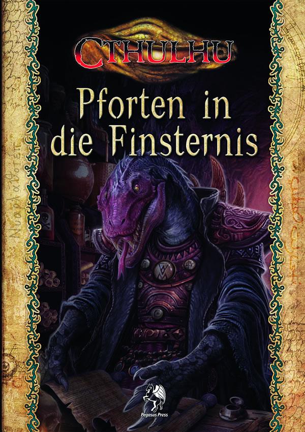 Pforten in die Finsternis - 5 Abenteuer