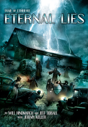 Eternal Lies - Trail of Cthulhu Kampagne (englisch)