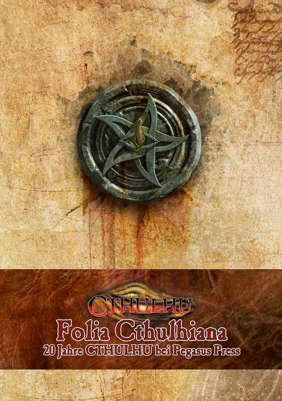 Folia Cthulhiana (Notitzbuch DinA4)