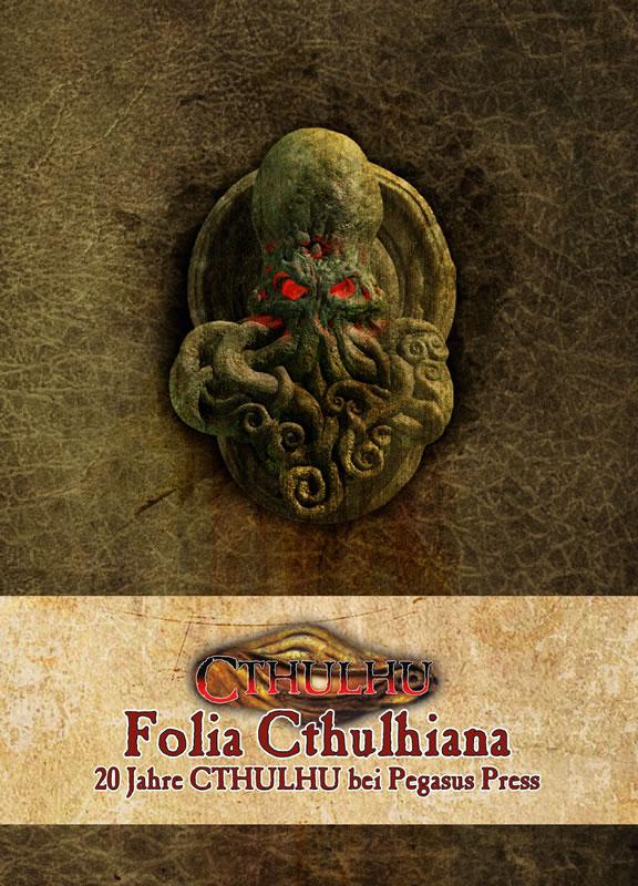 Folia Cthulhiana (Notitzbuch DinA5)