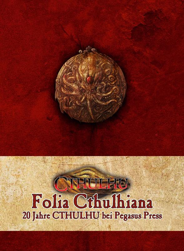 Folia Cthulhiana (Notitzbuch DinA6)