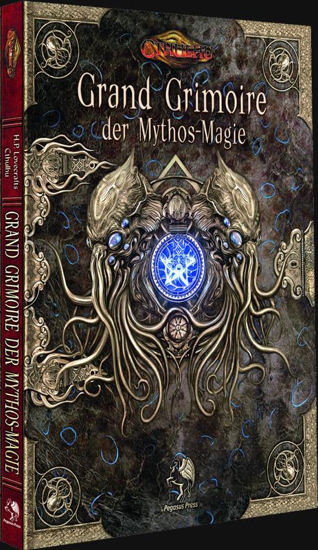 Cthulhu: Grand Grimoire der Mythos Magie (HC) - Quellenbuch/Spielleiterhilfe