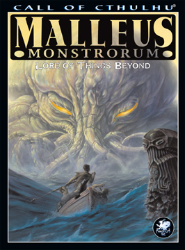 Malleus Monstrorum (engl) - A Core Monster Sourcebook for Call of Cthulhu