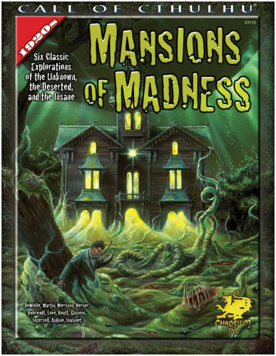 Mansions of Madness - Kampagne (englisch)