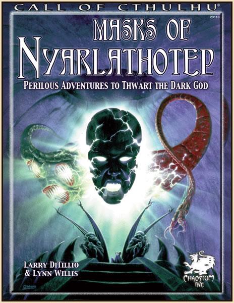 Masks of Nyarlathotep - Kampagne (englisch)