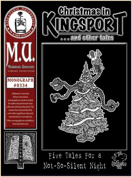 Monograph Nr. 0034 - Christmas in Kingsport