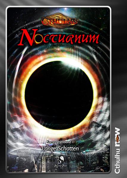 Nocturnum Band I - Lange Schatten (HC) - Kampagne (Teil 1 von 3)