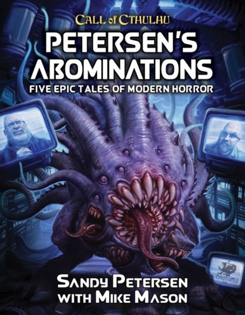 Petersens Abominations (Calll of Cthulhu RPG)