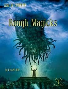 Rough Magicks - Quellenbuch (englisch)