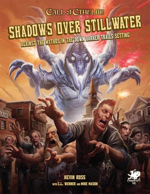 Shadows Over Stillwater (Calll of Cthulhu RPG)