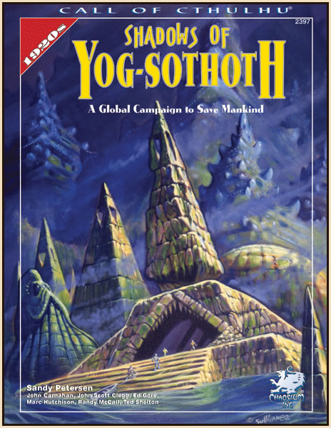 Shadows of Yog-Sothoth - Kampagne (englisch)