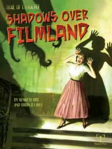 Shadows over Filmland - Abenteuerbuch und Quellenbuch (englisch)
