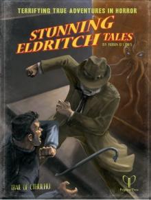 Stunning Eldritch Tales - Abenteuerbuch und Quellenbuch (englisch)