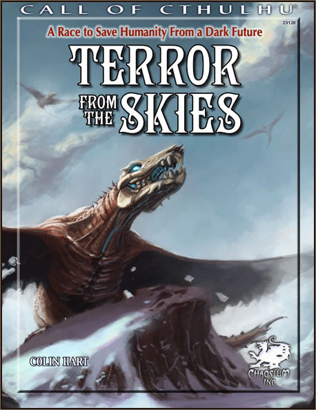 Terror From the Skies - Kampagne (englisch)