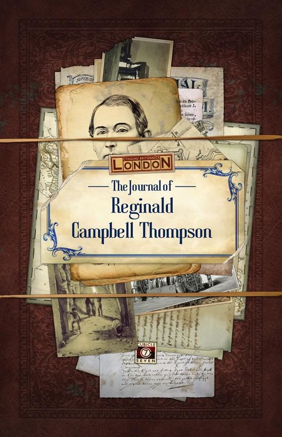 Cthulhu Britannica: The Journal of Campbell Thompson - Erzählung & Handout (englisch)