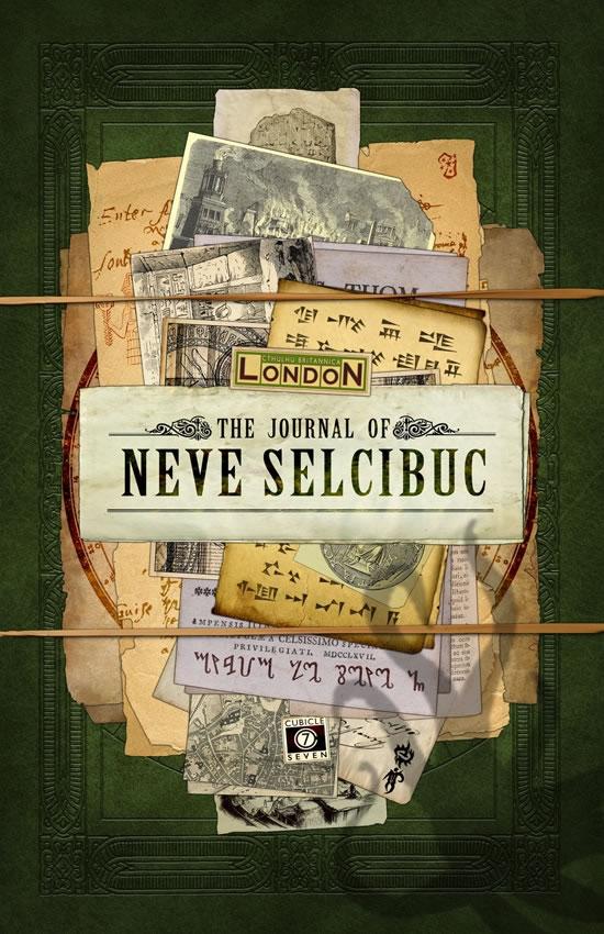 Cthulhu Britannica: The Journal of Neve Selcibuc - Erzählung & Handout (englisch)