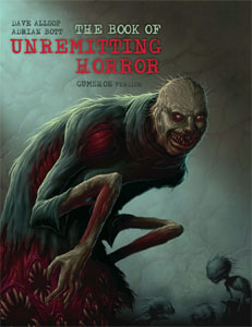 The Book of Unremitting Horror (Quellenbuch - englisch)