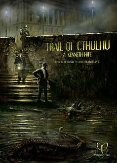 Trail of Cthulhu - Spielsystem (englisch)