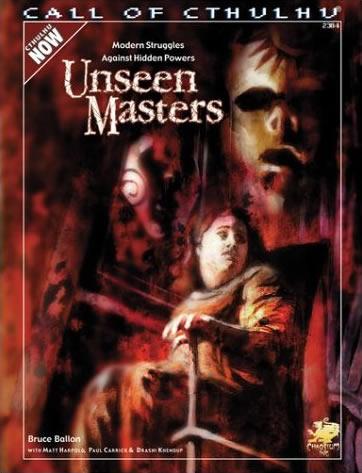 Unseen Masters - 3 Mini-Kampagnen (englisch)