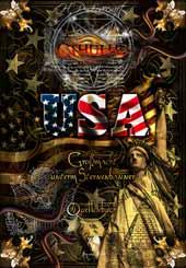 USA - Großmacht unter dem Sternenbanner (HC) - Quellenbuch -  (Sammlerstück)
