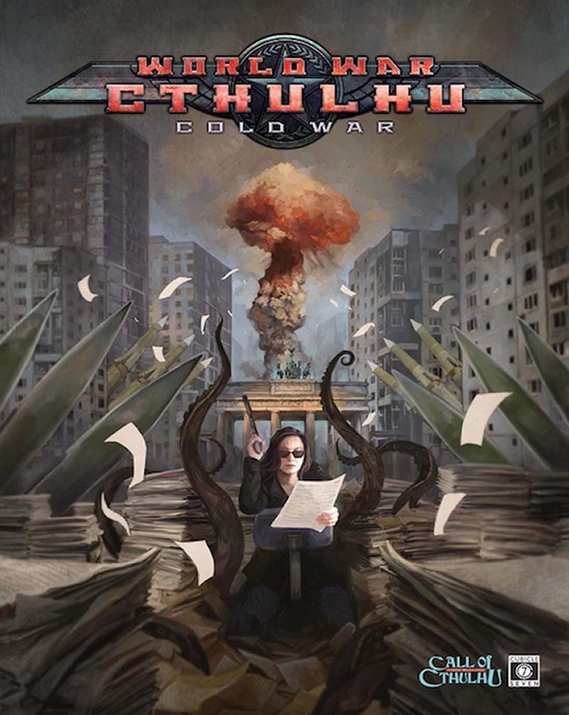 World War Cthulhu: Cold War - Quellen- und Kampagnenbuch (englisch)