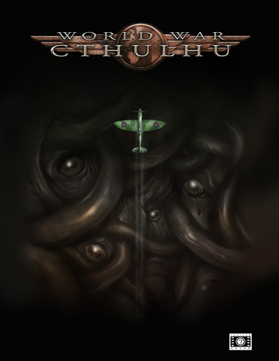 World War Cthulhu: The Darkest Hour - Quellen- & Kampagnenbuch (englisch)