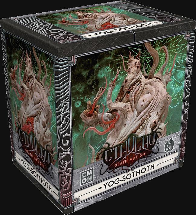 Cthulhu: Death May Die - Yog-Sothoth - Erweiterung (deutsch)