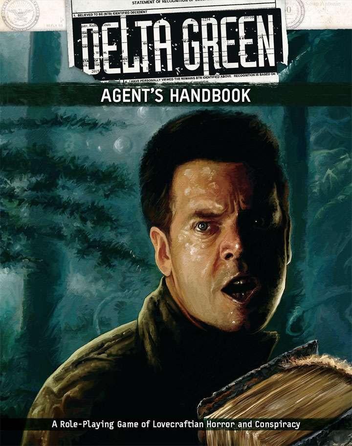 DELTA GREEN: Agent's Handbook - Regelbuch (englisch)