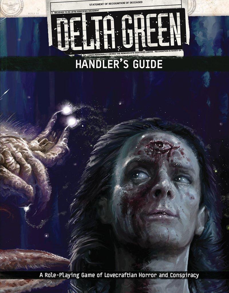 DELTA GREEN: Handler's Guide (englisch)