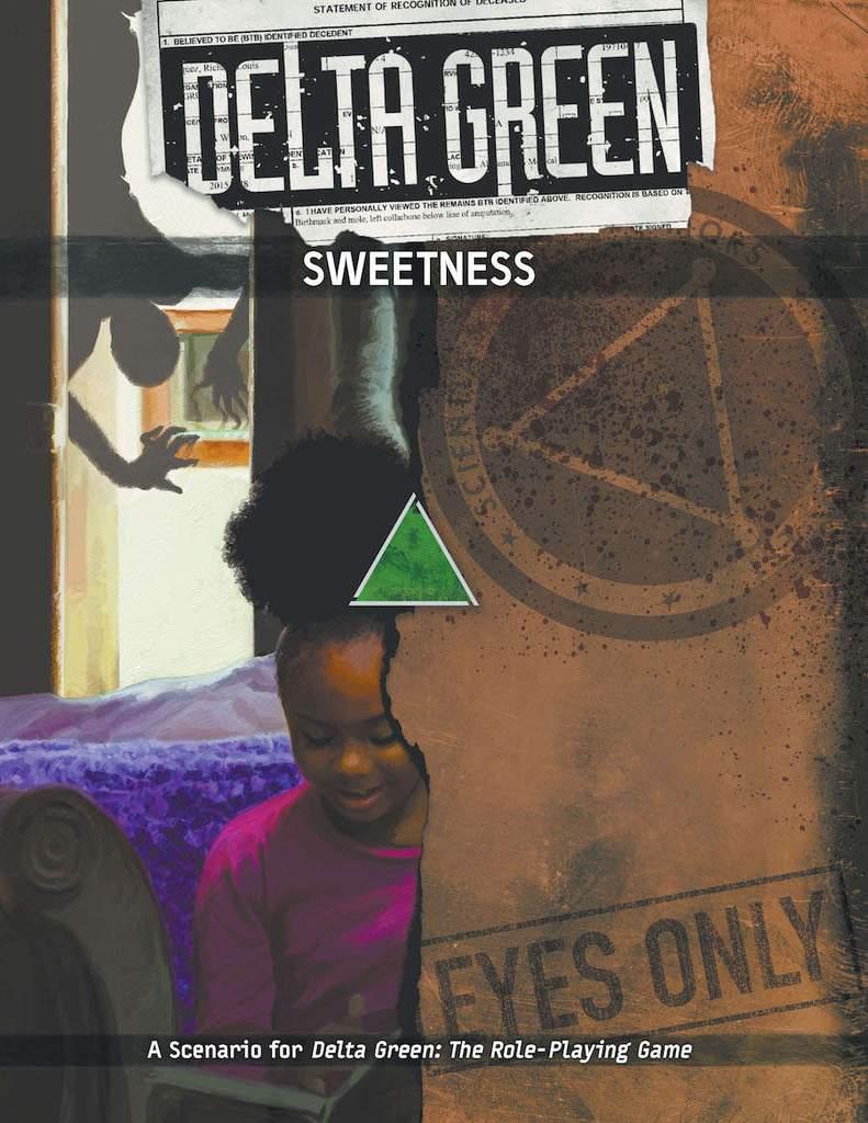 DELTA GREEN: Sweetness - 1 Szenario (englisch)