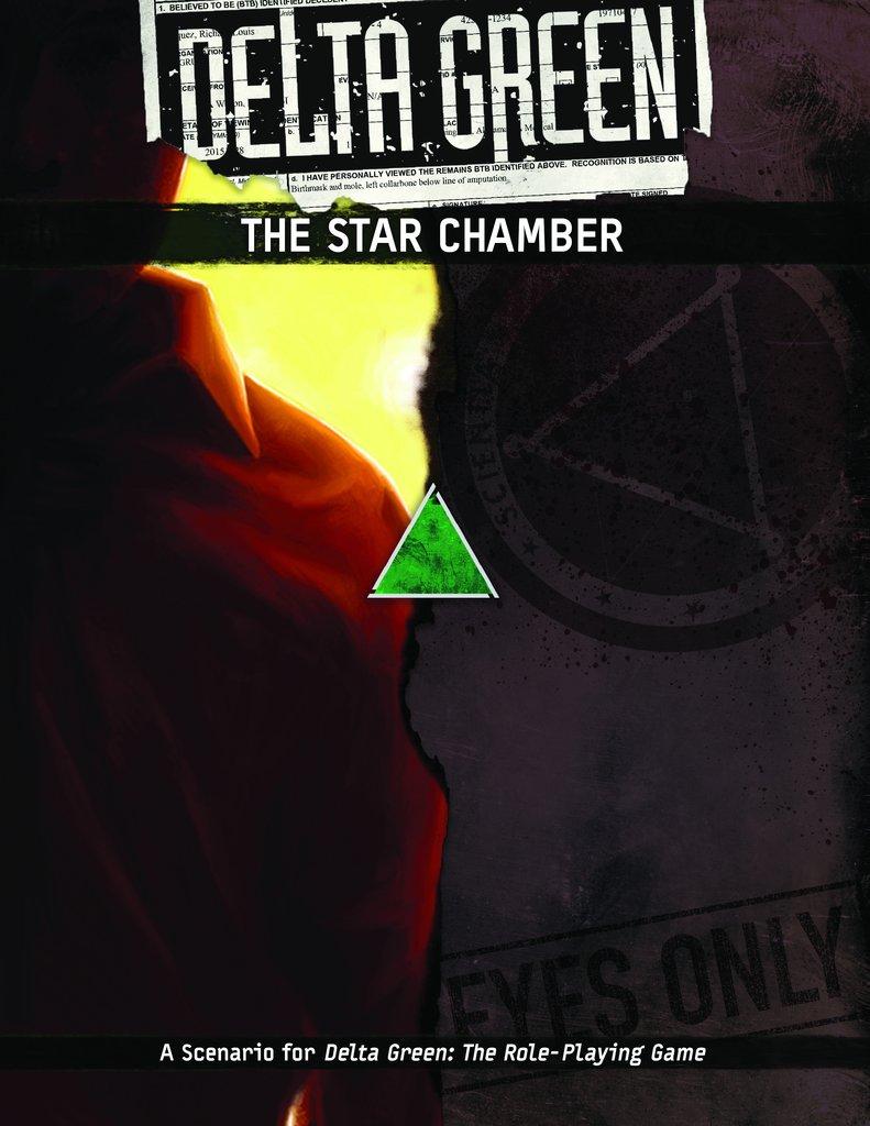 DELTA GREEN: The Star Chamber - 1 Szenario (englisch)