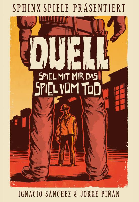 Duell - Duell (Vorbestellung bis zum 05.10.2015)