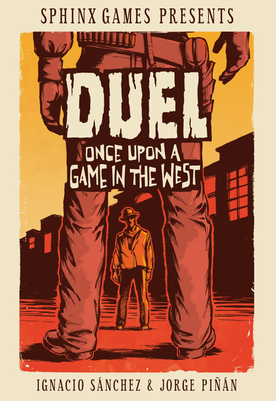 Duell - NEW SPHINX GAME 2015
