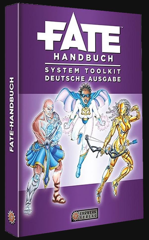 Fate: Handbuch - Quellenband