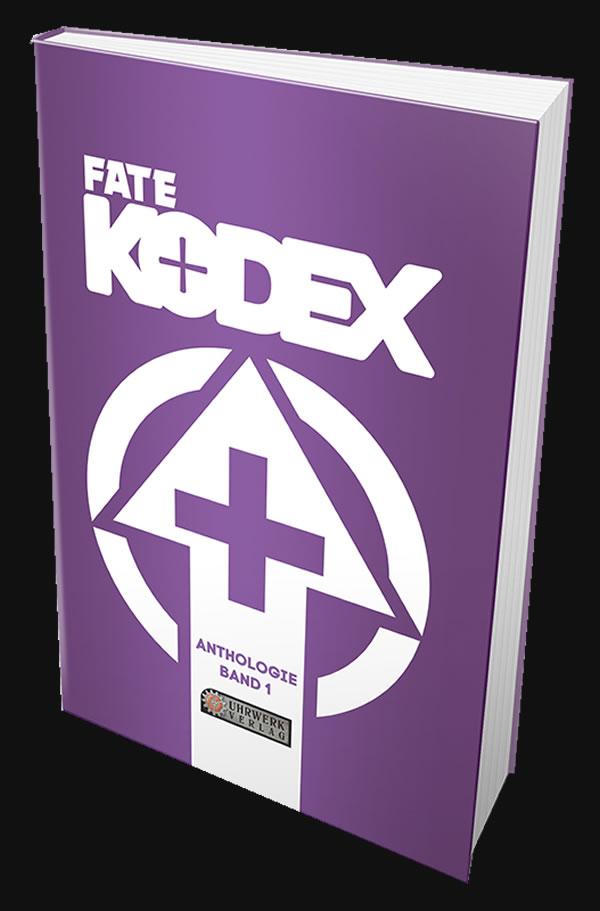 Kodex - Anthologie Band 1 - Quellen- Abenteuer- & Regelband