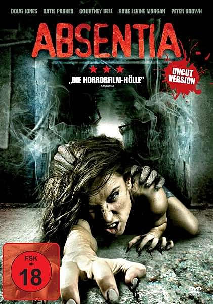Absentia - Uncut-Edition (DVD)