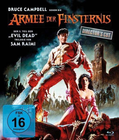 Armee der Finsternis (Director's Cut) - (Blu-ray)
