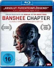 Banshee Chapter - (Blu-ray)