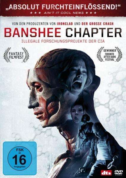 Banshee Chapter - (DVD)