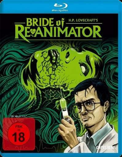 Bride of Re-Animator (Blu-ray) - ungekürzt