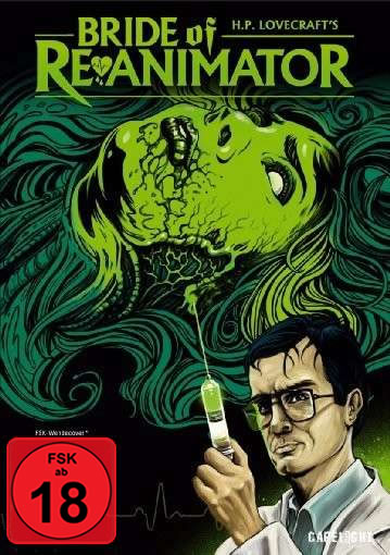 Bride of Re-Animator (DVD) - ungekürzt
