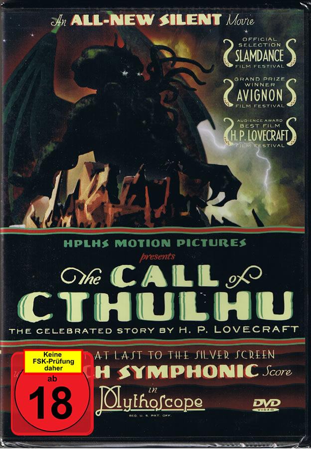 Call of Cthulhu Movie (DVD) - Atmosphärische Umsetzung der Lovecraft-Story