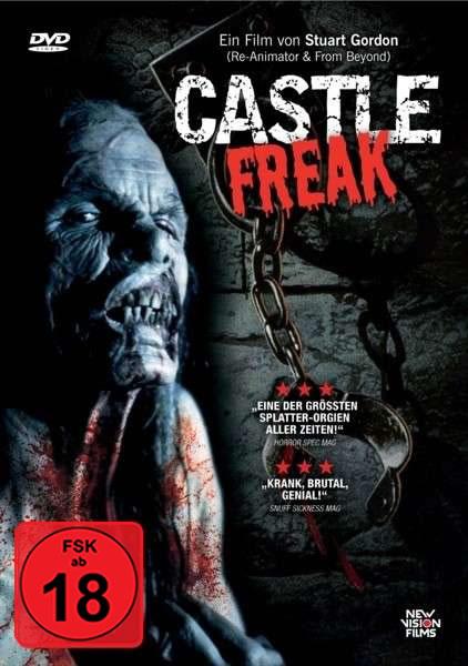 Castle Freak (DVD)