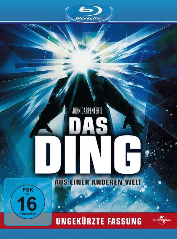 Das Ding - Aus einer anderen Welt (Blu-ray) - Version von John Carpenter 1982