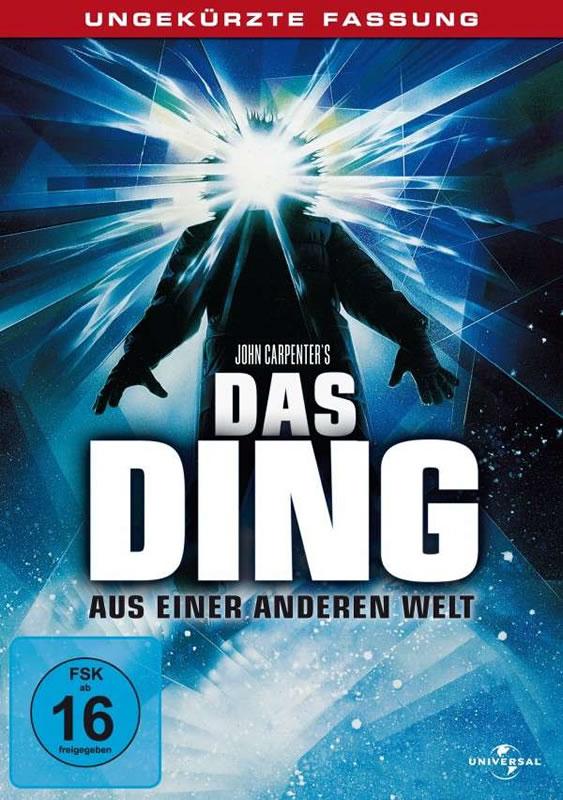 Das Ding - Aus einer anderen Welt (DVD) - Version von John Carpenter 1982